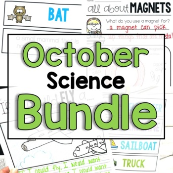 "October ""Click and Print"" Science"