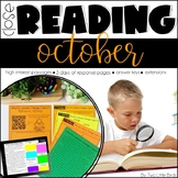 Close Reading Passages & Activities for October