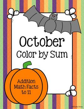 October Color by Sum