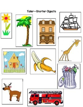 Common Attributes Math Stations K.MD.2 Weeks 1-4