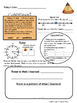 October Daily Math for Second Grade Common Core