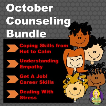 October Counseling Bundle