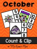 October Count and Clip