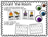 October Count the Room FREE