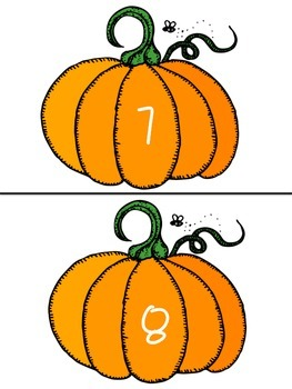 October Counting/Matching Center 1-30