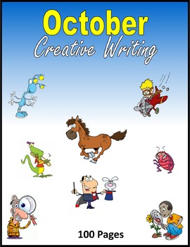 October Creative Writing (100 Pages)