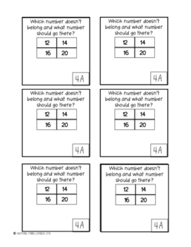 October Critical Thinking and Story Problem Math Journals for First Grade