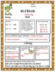 October Daily Common Core Practice for Third Grade Language and Math Skills