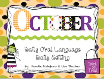 October Daily Editing (DOL)