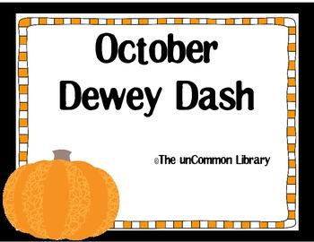 October Dewey Dash
