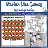 October Dice Games
