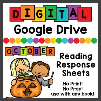 October Digital Reading Responses