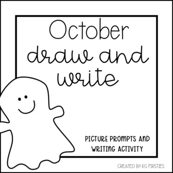 October Draw and Write