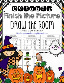 October Draw the Room