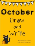 October Draw then Write