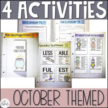ELA MEGA Bundle October