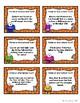 October ELA Skill Cards