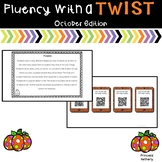 October Edition Fluency With a Twist