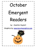 October Emergent Readers - Just Right Books