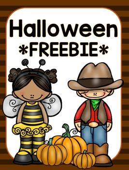 October FREEBIE!!!