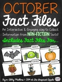 October Fact Files: Collecting Information from Nonfiction Text