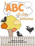 October / Fall ABC Order