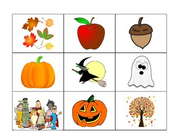 """October/Fall """"I See"""" Book *Autism"""