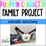 October Family Pumpkin Project