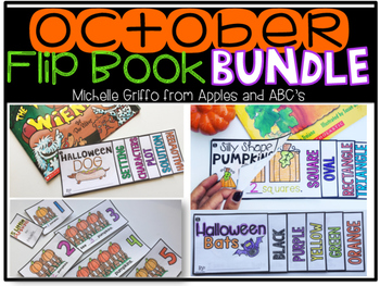 October Flip Book Bundle