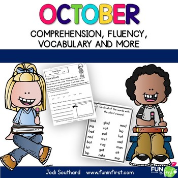 Fluency for October