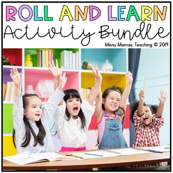 Roll and Learn BUNDLE