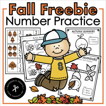 October Freebie / Number Sense