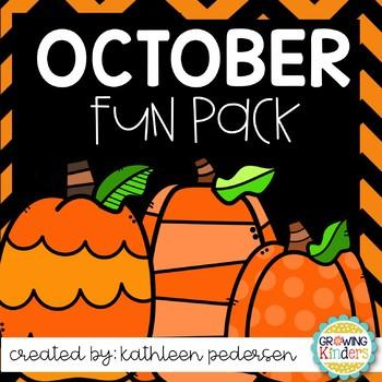 October Fun Pack