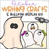 October Writing Craft and Bulletin Display Kit