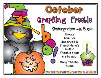 October Graphing Freebie
