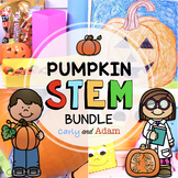 Pumpkin Day STEM/STEAM Activities Bundle