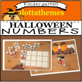 Halloween in October with Kindergarten Math activities