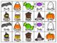 October / Halloween Math Fact and Sight Word {Editable!}