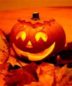 October Halloween Mystery or Scary Book Report - Elementary