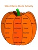 October Common Core Aligned English Language Arts Activity Packet Printables
