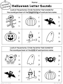 Halloween activities {lower grades}