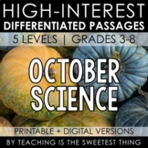 October Passages: Science