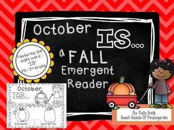 October IS- Emergent Reader