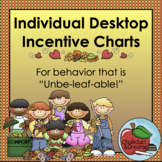 October Incentive Charts   My Room's Ready!