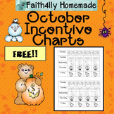 October Incentive Charts_FREE!!