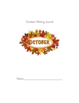 October Independent Journal Writing