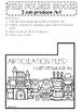October Interactive Articulation Notebook