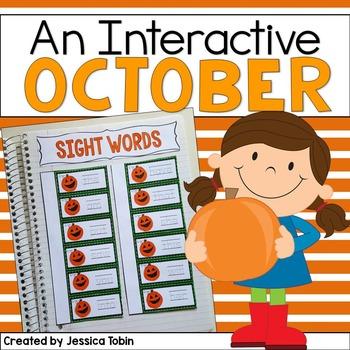 October Interactive Notebook