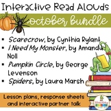 October Interactive Read Alouds