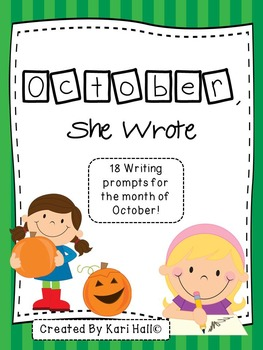 October Isn't Over: Bundle! {Math, Literacy, Writing, Word Wall, Spelling}